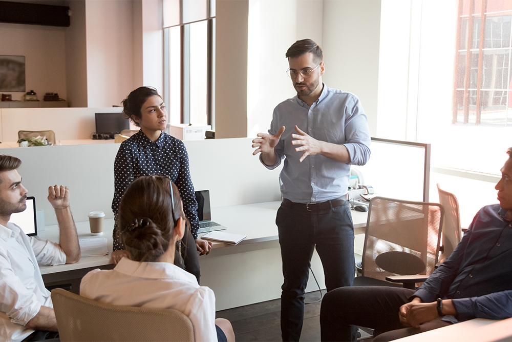 Le déroulement du coaching d'équipe en entreprise
